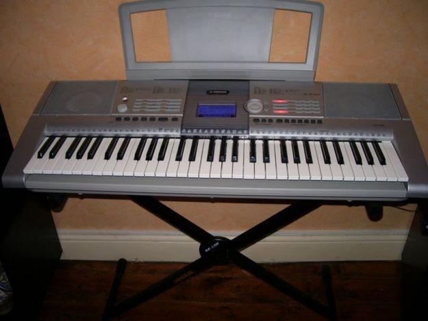 Yamaha psr 295 electronic keyboard lessons for Yamaha clp 295